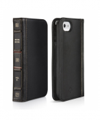 TwelveSouth BookBook for iPhone SE/5S/5 - Black
