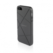 Macally FlexFit case for iPhone SE/5S/5 - Black