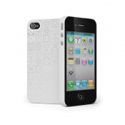 Cygnett ARCADE case for iPhone 4/4S - White